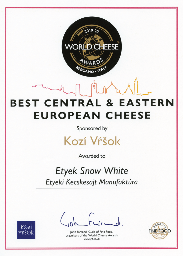 Best Central & Eastern European Cheese